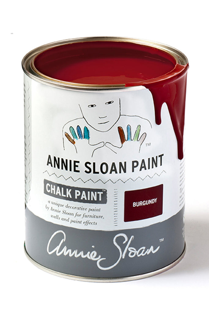 Burgundy Annie Sloan Chalk Paint®
