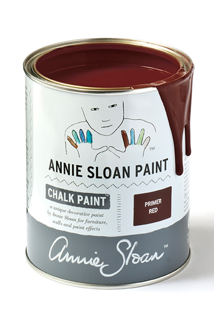 Primer Red Annie Sloan Chalk Paint®