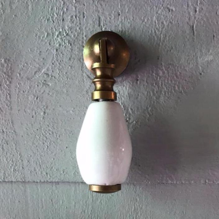 Antique Brass Drops - K60