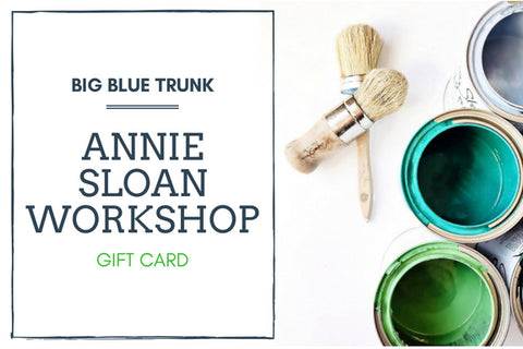 Gift Card - Annie Sloan Workshops