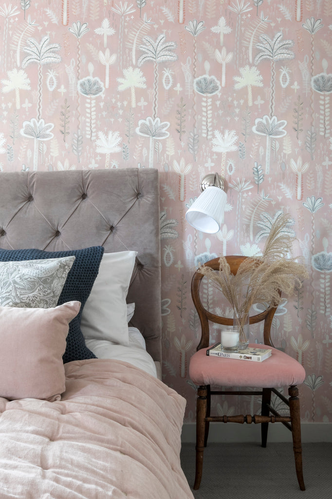 Jaipur Rose Wallpaper (10M)