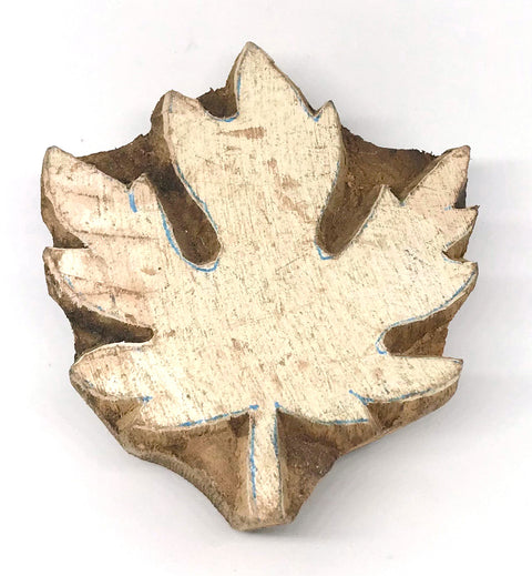 Maple Leaf Block