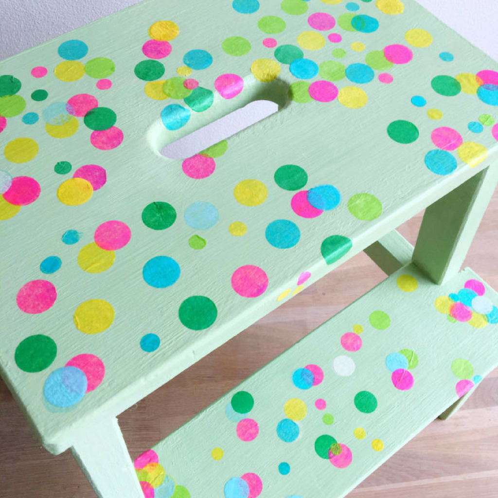 Make It Your Own: Paint a Step Stool Workshop