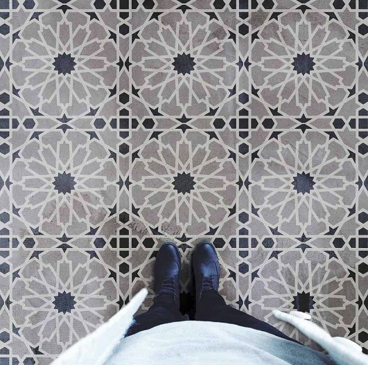 Moroccan Magic Tile Stencil - PRE-ORDER