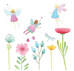 Fairy Garden - Love Mae Decals