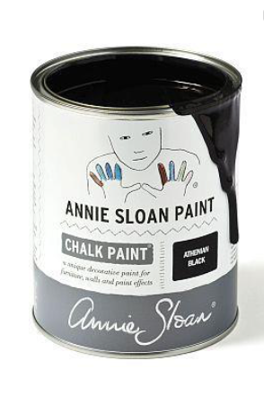 Athenian Black Annie Sloan Chalk Paint®