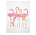 Flamingo Art Print (Set of 2)