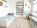 Hopscotch Fabric Floor Decal - by Urban Li'l