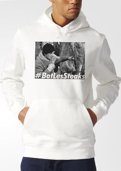 Sweat-shirt Bat les steaks