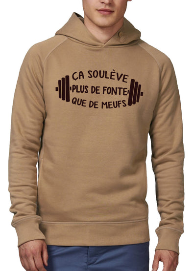 Sweat Plus de fonte que de meufs