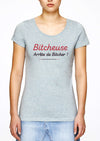 T-Shirt Bitcheuse arrête de bitcher