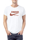 T-shirt Tinder just pécho.