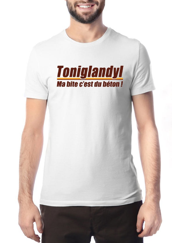 T-shirt Toniglandyl