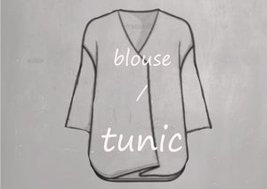 blouse / tunic
