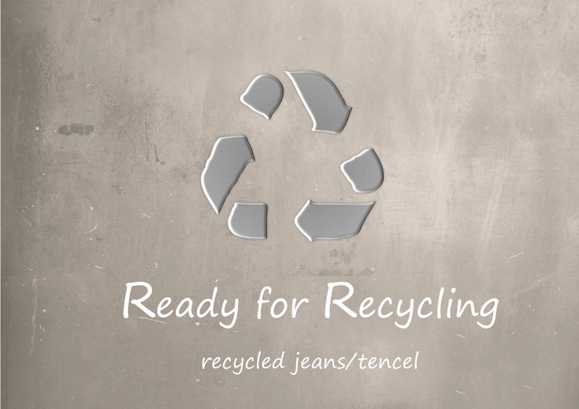 RR recycled jeans/tencel