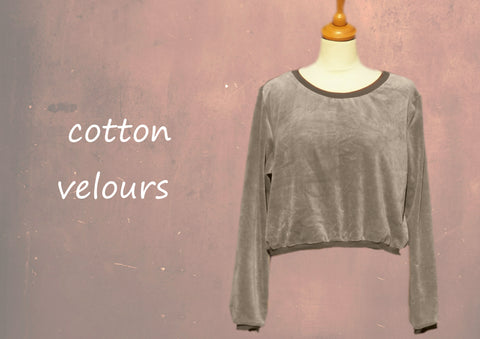 velours sweater