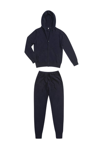 Ladies and Men's Cashmere Tracksuits