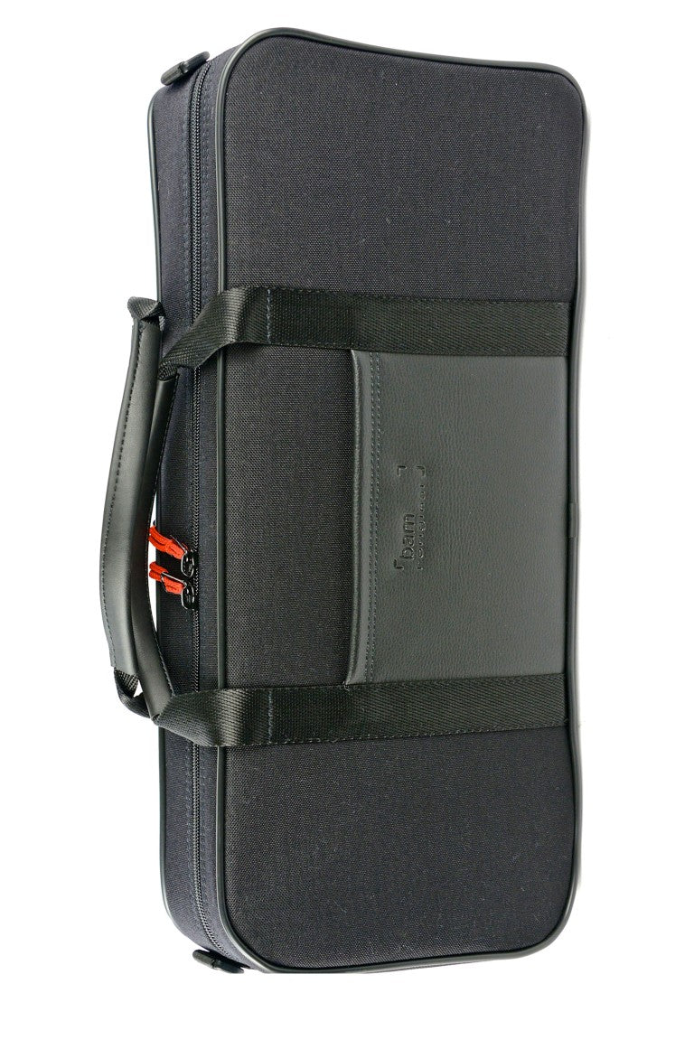 CLASSIC DOUBLE CLARINET CASE BB/A - BLACK