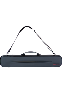 HIGHTECH 6 BOWS CASE FOR VIOLIN, VIOLA - (ADAPTABLE FOR BAROQUE BOWS ON REQUEST)