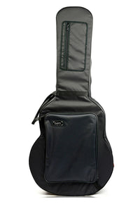 FLIGHT COVER FOR HIGHTECH MANOUCHE SELMER TYPE GUITAR CASE - BLACK