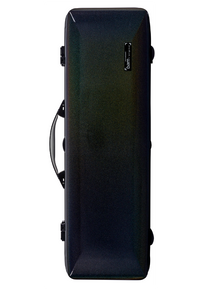 COSMIC SUPREME Hightech Oblong Violin case + GPS Tracker