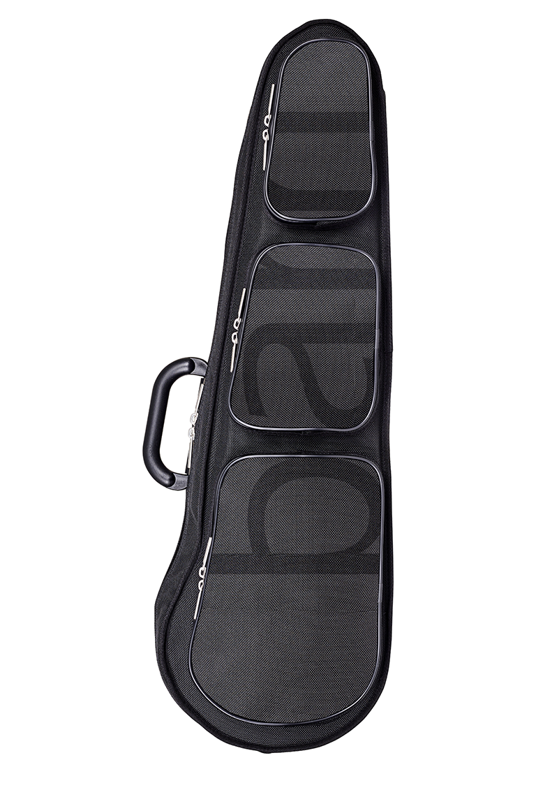 HOODY FUNCTION for Hightech Contoured Violin Case - FUNCTION
