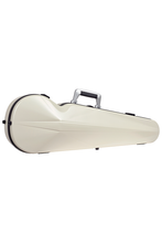SUPREME ICE Hightech Polycarbonate Contoured Violin case