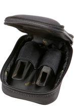 2 MOUTHPIECES POUCH FOR BB & A CLARINET, ALTO & SOPRANO SAX