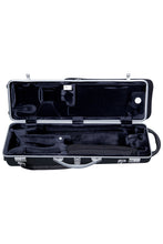PANTHER HIGHTECH BASS CLARINET (TO C) CASE WITH DOUBLE CLARINET CASE