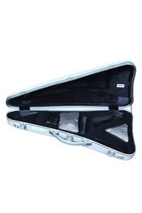 STAGE VIPER VIOLIN CASE - GREY THUNDER
