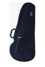 SUBMARINE HOODY FOR HIGHTECH CONTOURED VIOLA CASE - BLACK & ORANGE