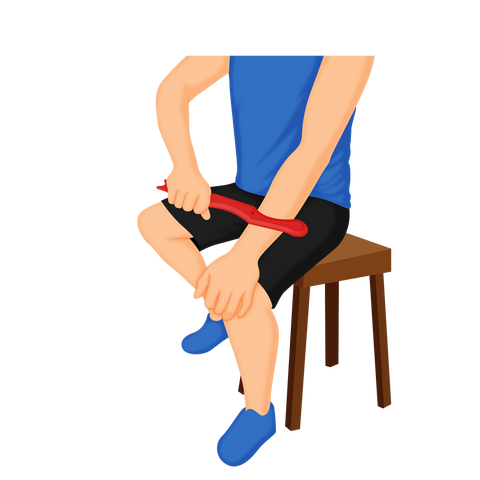Lower Arm - Muscle Recovery Tool - How To