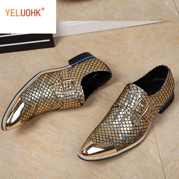 37-46 Leather Shoes Men High Quality Brand Men Shoes Casual Pointed Toe Moccasins Men Loafers