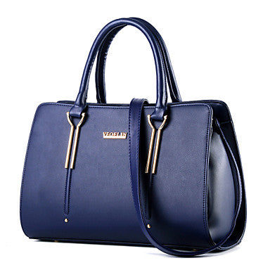 Women's Bags PU Tote Shoulder Bag Rivet for Shopping Casual Formal Office & Career Outdoor All Seasons - Bara Jan Store