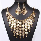 Women's Jewelry Set Vintage Party Work Casual Statement Jewelry Party Alloy Earrings Necklaces - Bara Jan Store