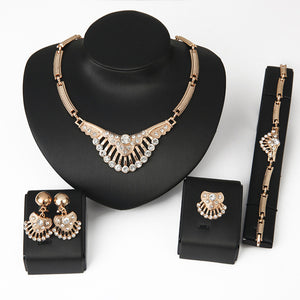 African Beads Costume Jewelry Sets
