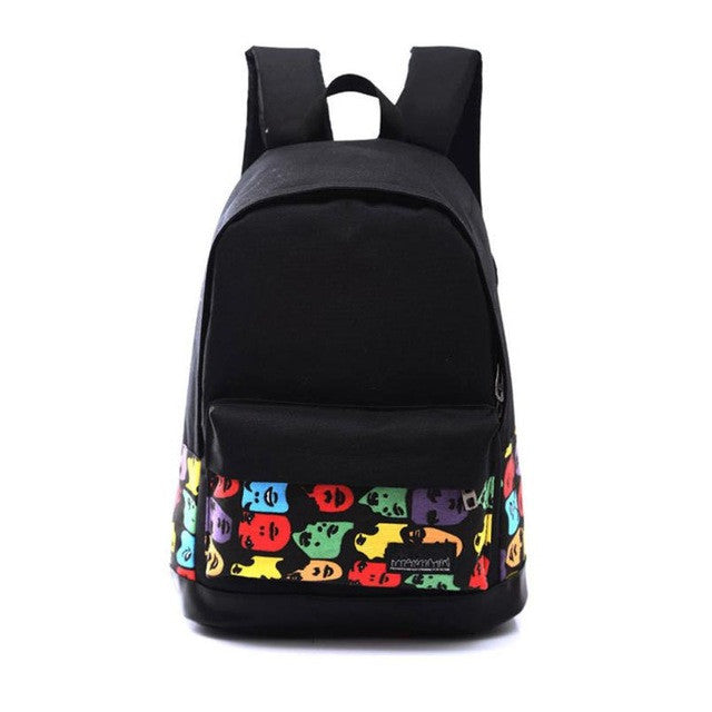 Backpack Bags For Unisex School Bag Boys Girls - Bara Jan Store