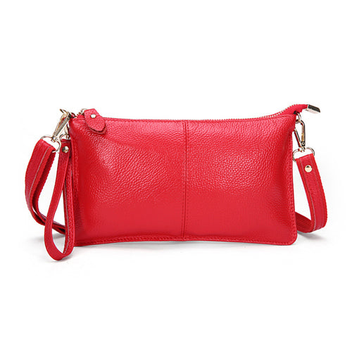 Genuine Leather Wome Party Clutch Evening Bags