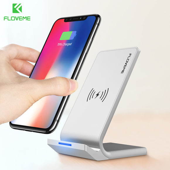 Universal Qi Fast Wireless Charger For iPhone X 10 8 Plus Charger USB 10W Power Charging For Samsung Galaxy S8 S9 Note 8