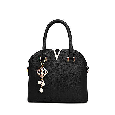 Women's Bags PU Tote Rivet Ruffles for Event/Party Shopping Casual Sports Formal Office & Career Outdoor All Seasons - Bara Jan Store