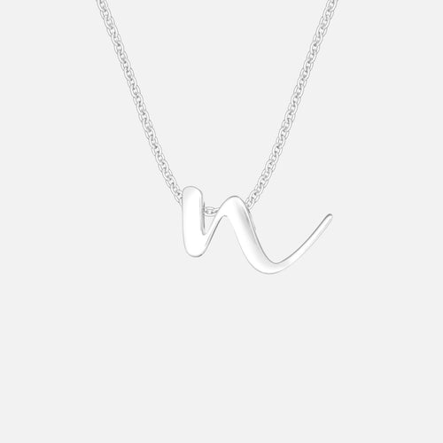 Letter N | Necklace - BeaudellJewellery