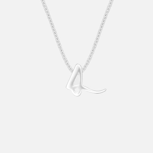 Letter S | Necklace - BeaudellJewellery
