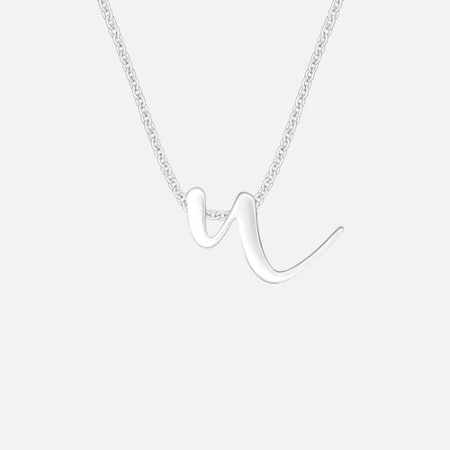 Letter U | Necklace - BeaudellJewellery