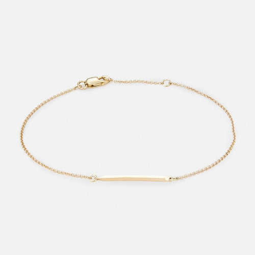 Bar bracelet - BeaudellJewellery