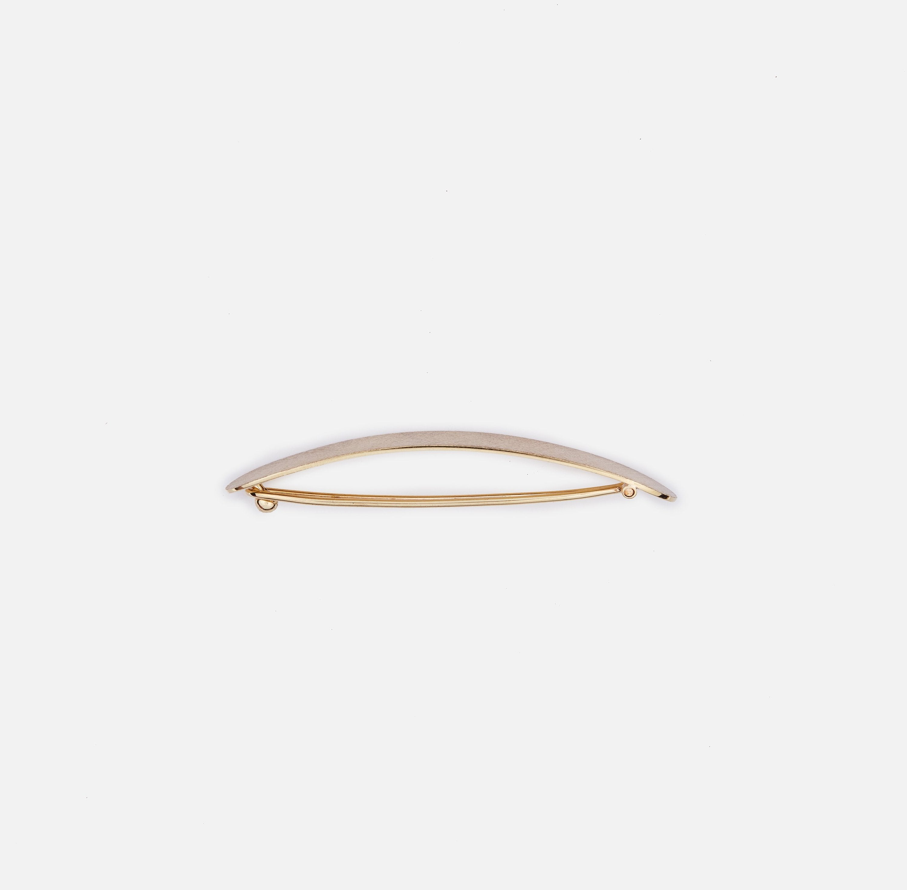 Norma | Brass Hairpin - BeaudellJewellery