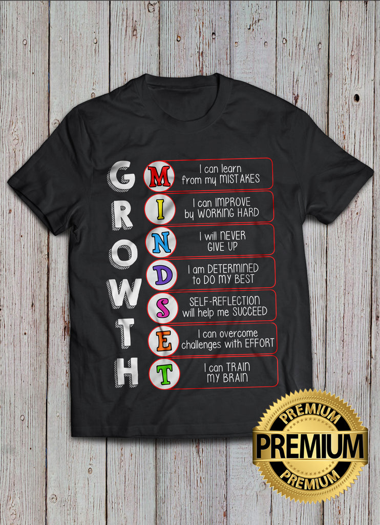 Growth Teacher T-shirt