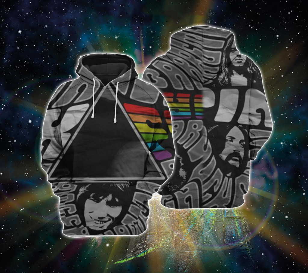 Pink Floyd Dark Side Of The Moon Hoodie