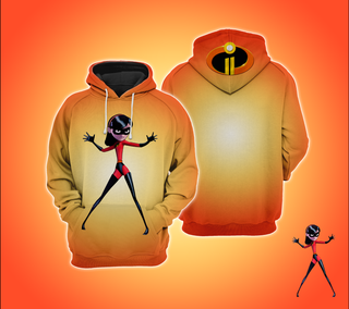 The Incredibles 2 Violet Hoodie