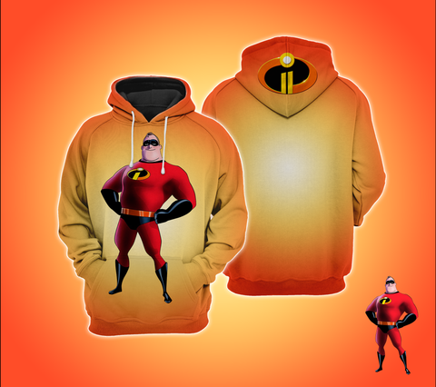 The Incredibles 2 Mr. Incredibles Hoodie