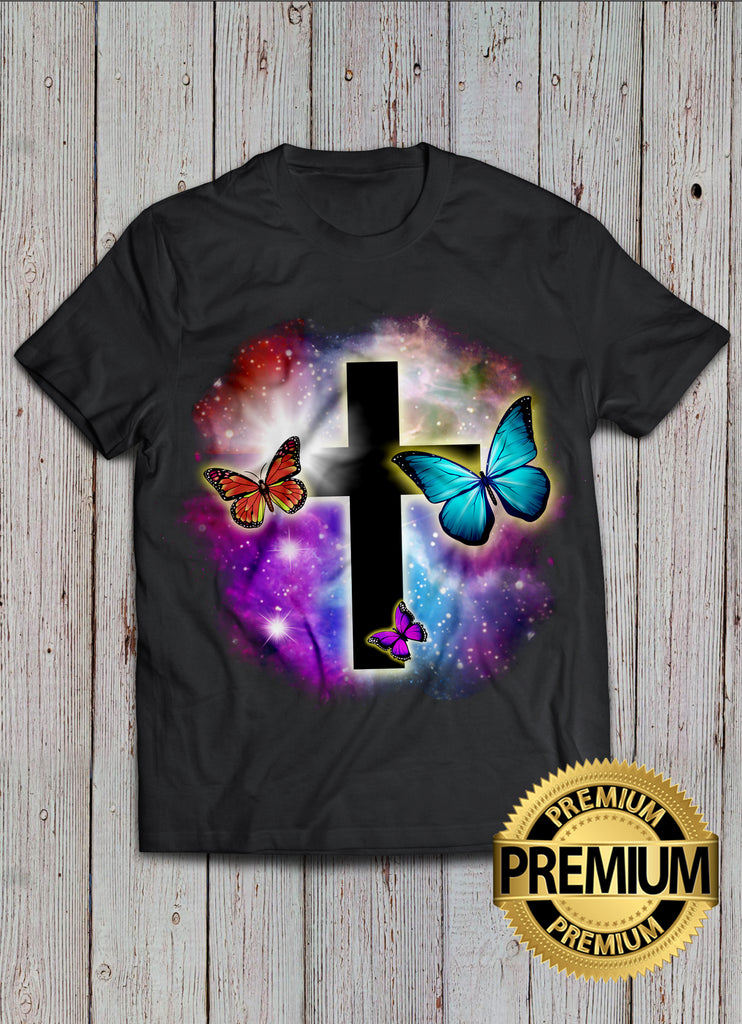Magic And Butterfly T-shirt